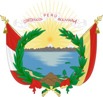 godło boliwii