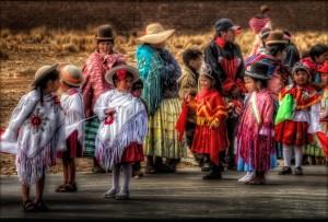 rasy boliwii
